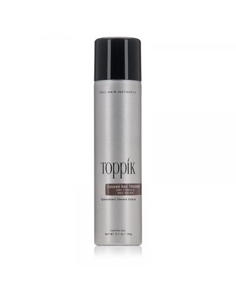 Coloured Hair Thickener Medium Brown